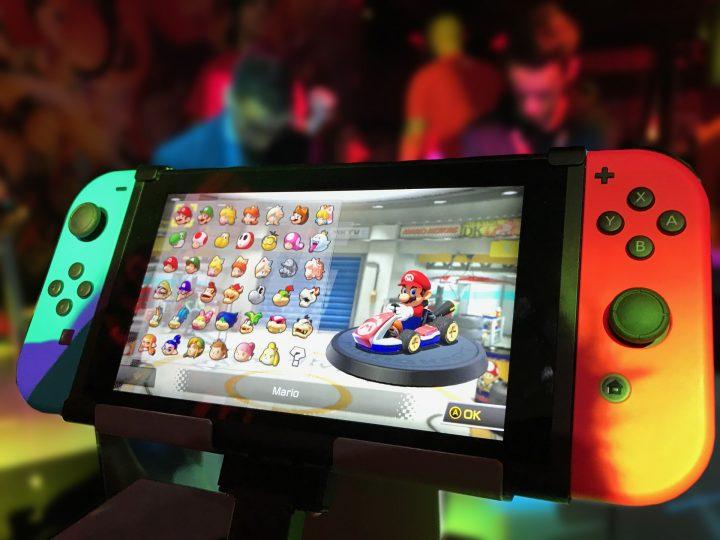 Nintendo Switch : le succès !
